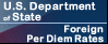 U.S. State Department Foreign Per Diem Rates