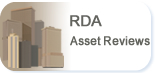 RDA Asset Reviews