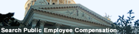 Government Compensation Database